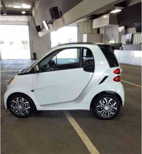 2015 Smart For Two Pure