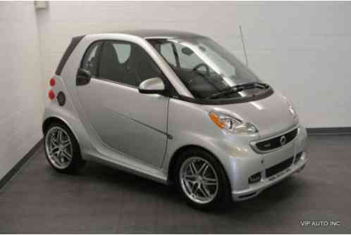smart Fortwo 2dr Coupe Passion (2015)