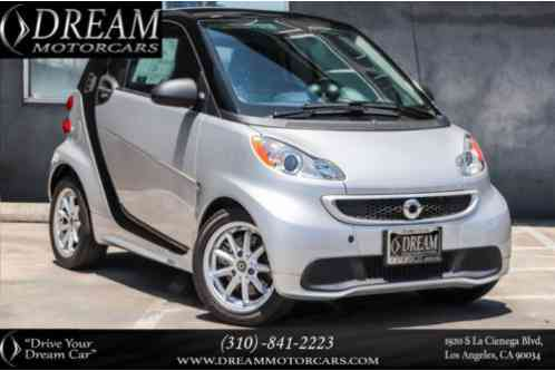 2015 Smart fortwo electric drive 2dr Coupe Passion