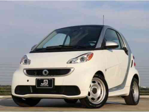 Smart fortwo Passion (2015)