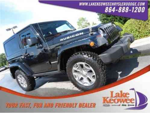 Jeep Wrangler Rubicon (2016)