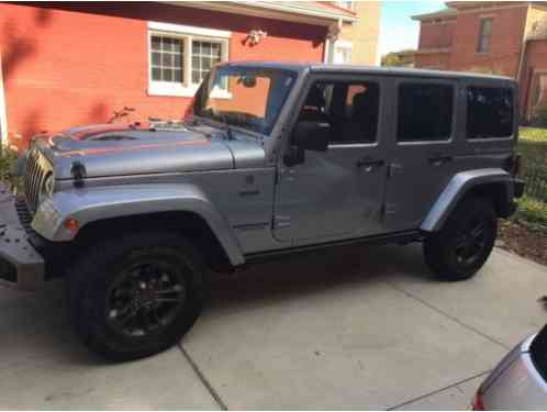 Jeep Wrangler Unlimited 75th (2016)