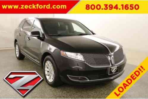 Lincoln MKT Livery (2016)