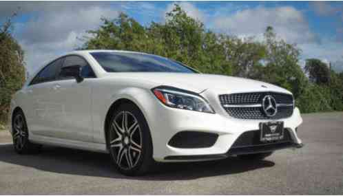 Mercedes benz cls class 550 2016 this cls is an excellent for 2016 mercedes benz cls550 for sale