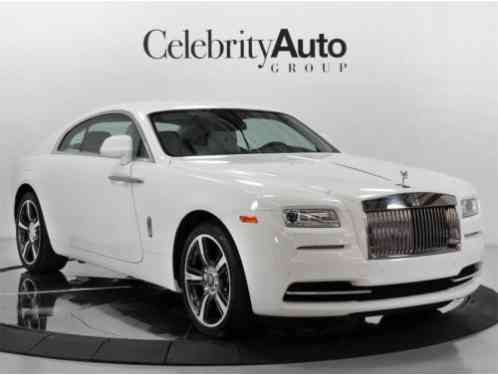 2016 Rolls-Royce Other Base Coupe 2-Door