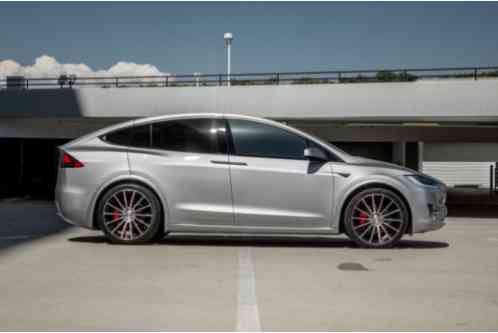 Tesla P90d For Sale >> Tesla Model X 2016, This auction is for a one of a kind P90DL with over