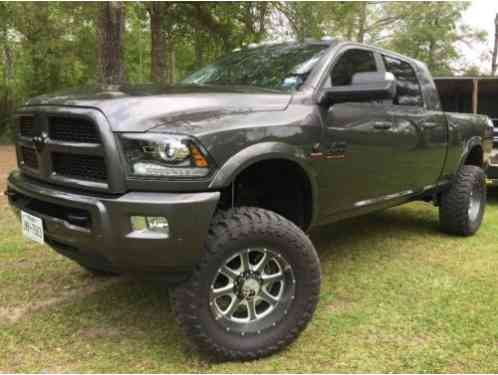 dodge ram 2500 laramie 2017 still brand new laie mega cab 4x4 3000. Black Bedroom Furniture Sets. Home Design Ideas