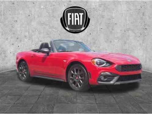 Fiat Other Abarth 2dr Convertible (2017)