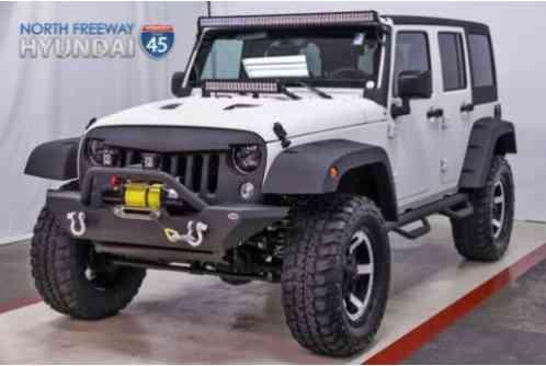 Jeep Wrangler Sport Kevlar Ed Lift 20 Wheels Led 2017