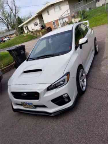 subaru wrx 2017 up for sale is a basically brand new sti with just 8. Black Bedroom Furniture Sets. Home Design Ideas