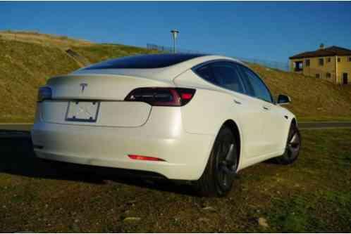 Tesla Model 3 Long Range - Full Self Driving Paid for 2017 ...