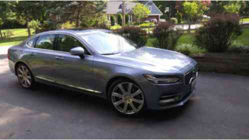 Volvo S90 T6 Inscription (2017)