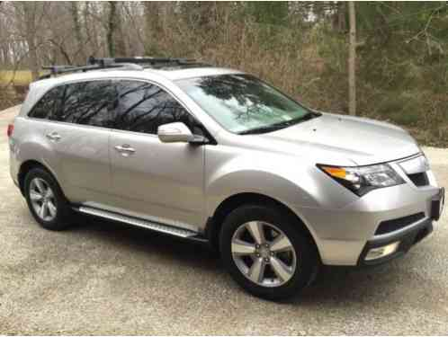 acura mdx 2012 for sale by owner we are the second owners on the. Black Bedroom Furniture Sets. Home Design Ideas