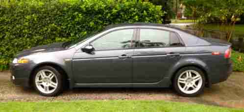acura tl 2007 for sale by owner a stylish sport luxury sedan car for sale. Black Bedroom Furniture Sets. Home Design Ideas