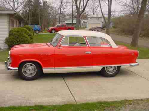 Amc Other 1955 Up For Auction Is My Nash Super Rambler 2