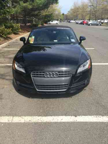 Used audi tt convertible near me