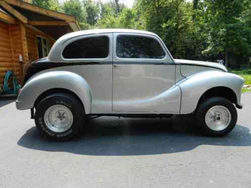 Austin a40 gasser hot rod copo dorset gasser hot rod 1948 for 1948 austin devon 4 door