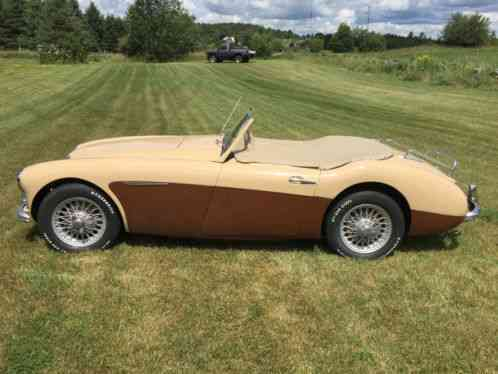 austin healey other 1958 100 6 original condition 78k miles rust. Black Bedroom Furniture Sets. Home Design Ideas