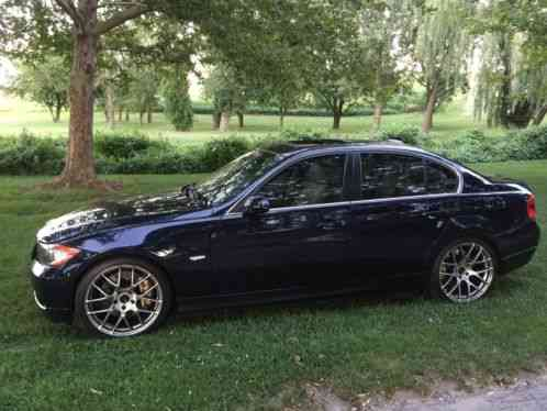 bmw 3 series 335i 2007 twin turbo the car is spotless no turbo. Black Bedroom Furniture Sets. Home Design Ideas