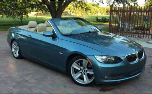 Bmw 3 Series 335i Hardtop Convertible N54 E93 2008
