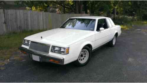 Buick Regal Limited (1986)