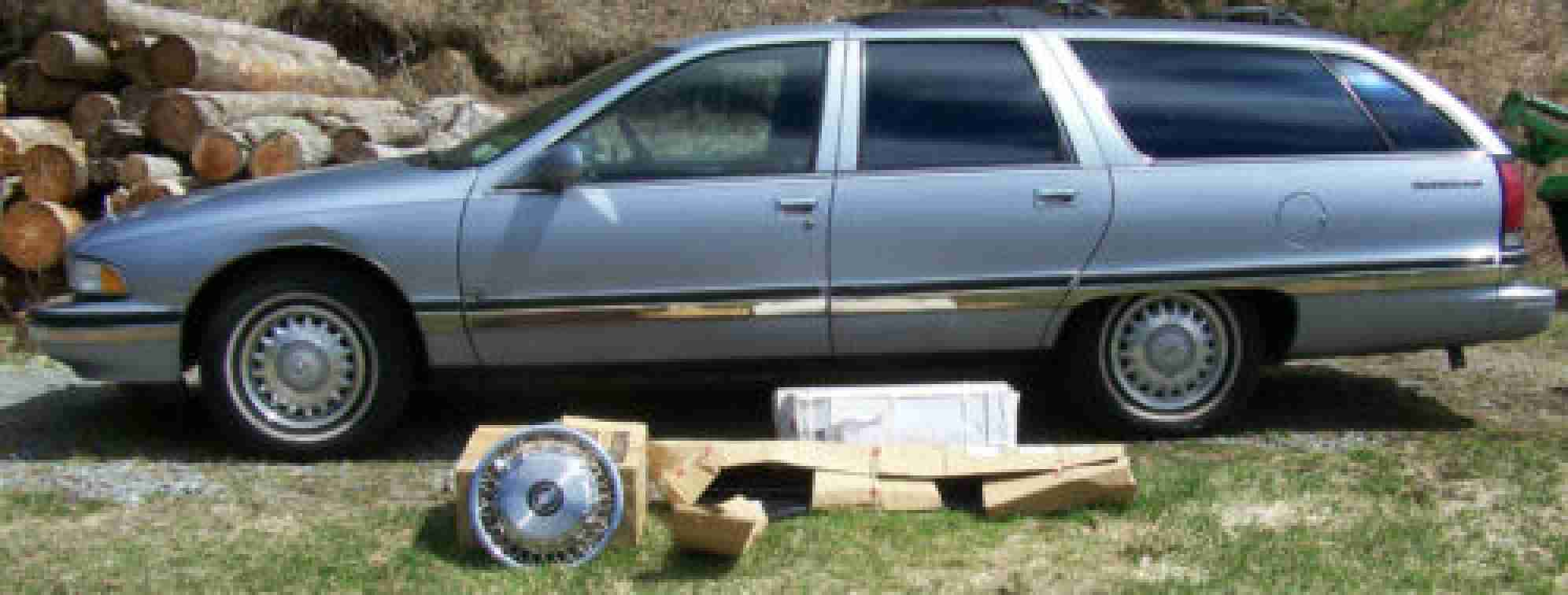 Buick Century Custom Only 42k Miles 100 Florida 0 Accidents 2003