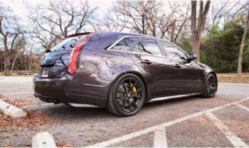 Cadillac Cts 2014 Up For Sale Is My Majestic Plum