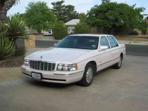 cadillac deville 1998 up for sale is this 4 door sedan. Black Bedroom Furniture Sets. Home Design Ideas