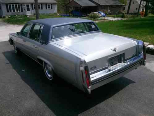 cadillac deville 1984 all original two owner car with. Black Bedroom Furniture Sets. Home Design Ideas