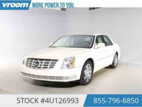 cadillac seville 1984 low miles 50770 white exterior with white. Black Bedroom Furniture Sets. Home Design Ideas