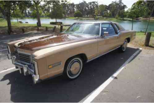 cadillac eldorado biarritz 1978 this is a rare find a custom classic. Black Bedroom Furniture Sets. Home Design Ideas