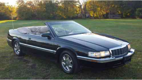 Cadillac Eldorado Convertible 1994 Very Rare By Coach