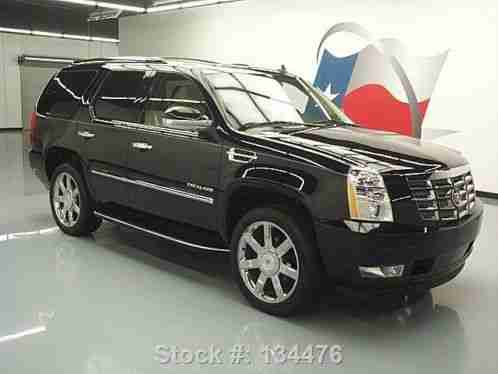 cadillac escalade lux sunroof nav 22 wheels 44k 2012. Black Bedroom Furniture Sets. Home Design Ideas
