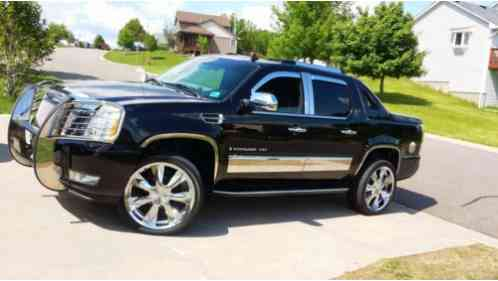 Escalade Ext For Sale >> Cadillac Escalade 2007, EXT pickup 4x4 AWD 8 foot Bed EXT ...