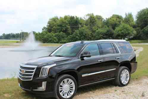 cadillac escalade 2015 up for sale is a 2015 platinum 4wd it has. Black Bedroom Furniture Sets. Home Design Ideas