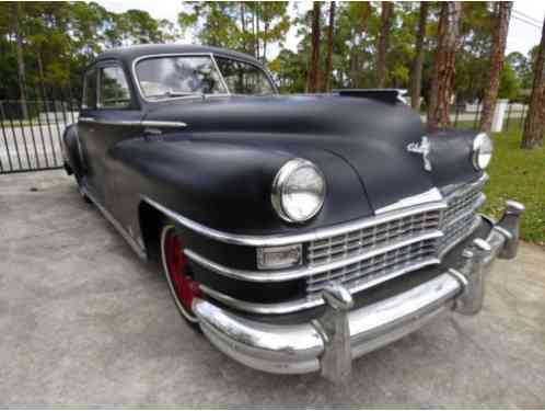Chrysler Other 1948 Windsor With Lots Of New Parts All