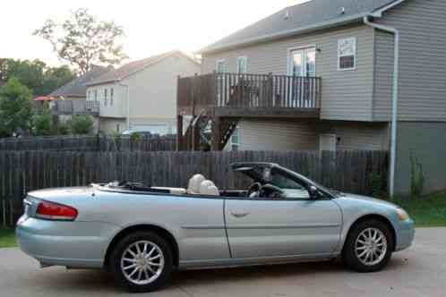 Chrysler sebring limited 2002 the vehicle has new tires for 2002 sebring power window problem