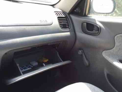 how to find vin number on a daewoo lanos