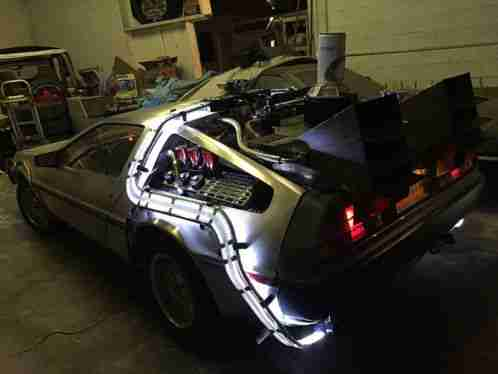 delorean dmc 12 1981 no other car will turn heads like a i purchased. Black Bedroom Furniture Sets. Home Design Ideas