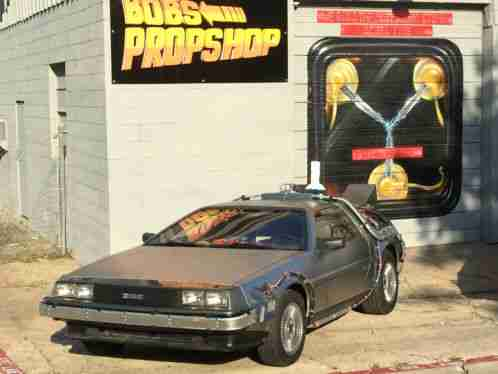 delorean 1981 this is an estate car the car has been in the family. Black Bedroom Furniture Sets. Home Design Ideas