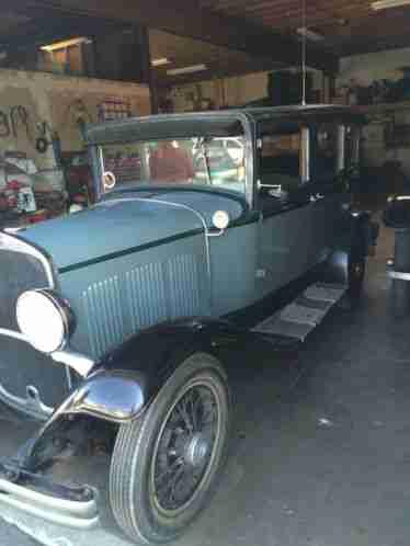 Desoto 4 door sedan 1929 this car was driven to car shows for 1929 dodge 4 door sedan
