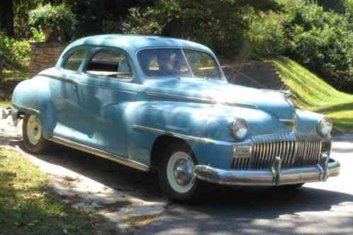 Desoto Firedome 1955 This Car Is All Original Barn Find