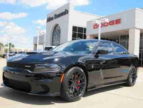 Dodge Charger Srt Hellcat Triple Black Red Seat Belts