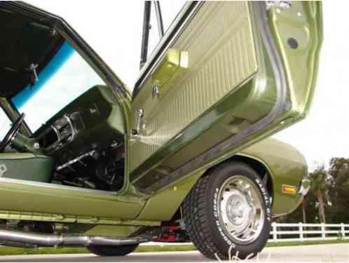 Dodge Dart Swinger 1970 360 Crate Motor Stock Vintage