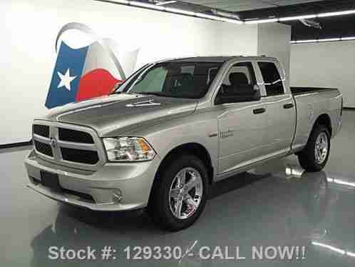 dodge ram 1500 express quad hemi 20 wheels 25k mi 2014 condition. Black Bedroom Furniture Sets. Home Design Ideas