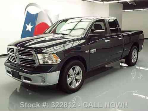 dodge ram 1500 big horn quad hemi 20 wheels 2014 35k at texas direct. Black Bedroom Furniture Sets. Home Design Ideas