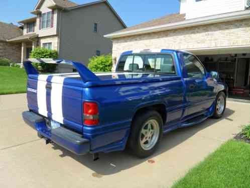 Used Cars For Sale By Private Owner Under 1500 >> Dodge Ram 1500 Indy 500 Limited Edition Pace Truck 1996, Survivor with