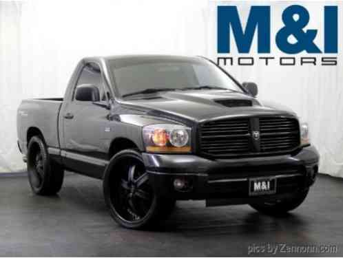 dodge ram 1500 night runner 5 7l hemi 2006 photo viewer laie edition. Black Bedroom Furniture Sets. Home Design Ideas