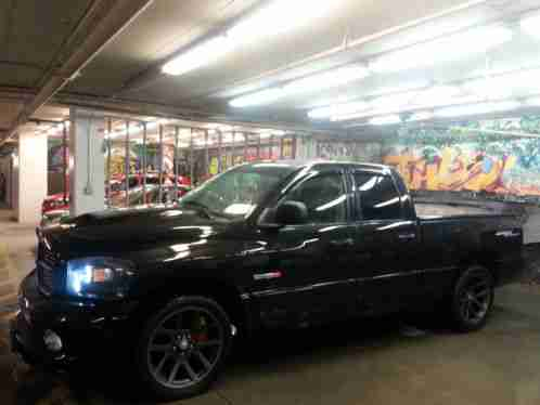 Dodge Ram 1500 2006, SRT10 Viper Truck, Night Runner Quad ...