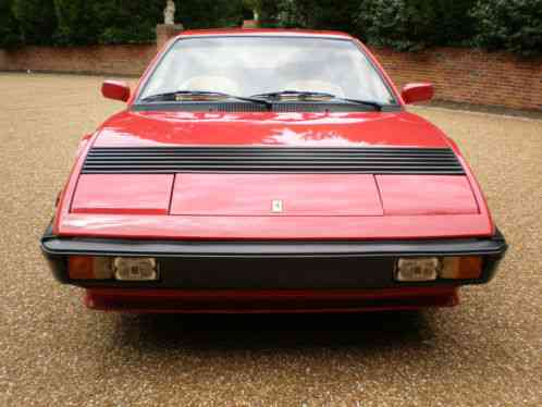 ferrari mondial mondial 8 308 328 other 1981 hello you are viewing my. Black Bedroom Furniture Sets. Home Design Ideas